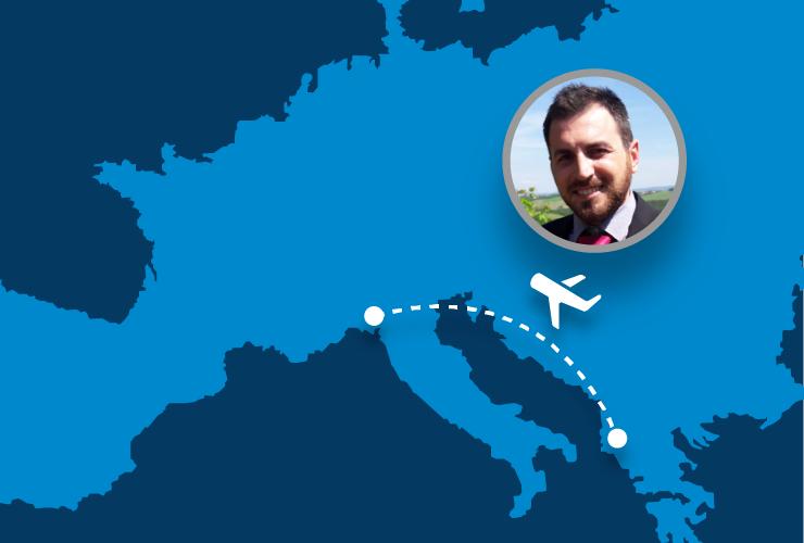 Dall'Albania a Milano: Armand!