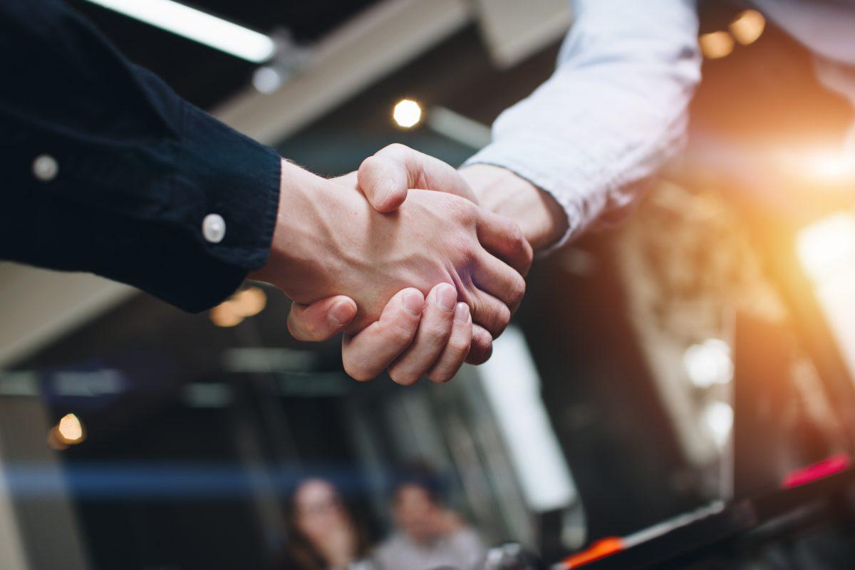 ALTEN business meeting interview hire