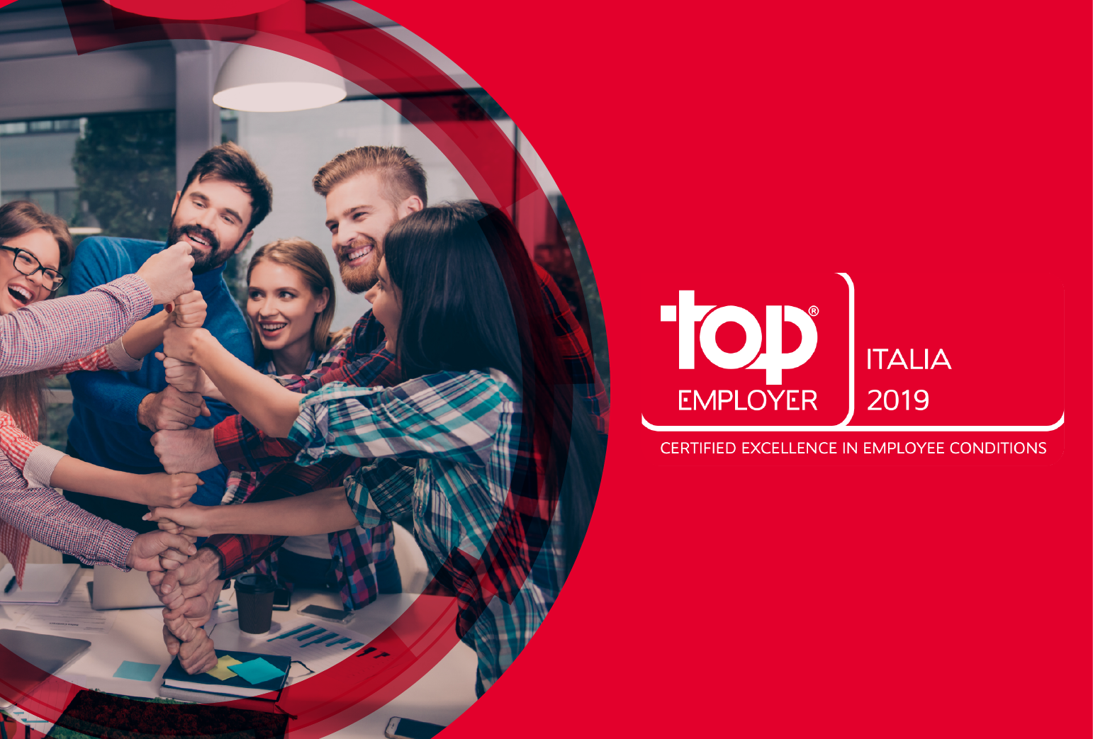 ALTEN Italia è ancora Top Employer per il 2019
