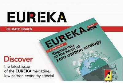 L'economia a basse emissioni di carbonio, protagonista della nuova edizione di EUREKA!