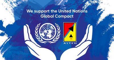 ALTEN e le Nazioni Unite, 10 anni di impegno per lo sviluppo sostenibile
