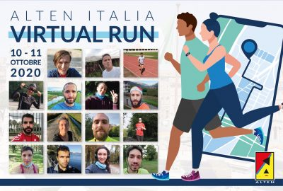 ALTEN Italia Virtual Run