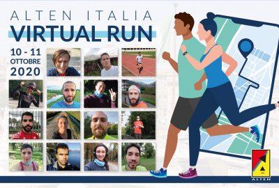 ALTEN Italia Virtual Run