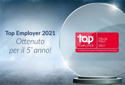 ALTEN Italia è certificata Top Employer 2021
